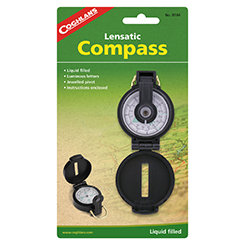 Coghlan's Lensatic Compass (Case 12)