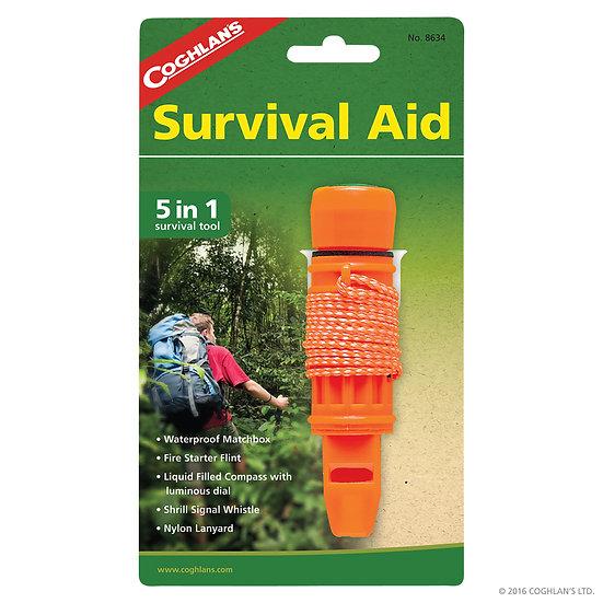 Coghlan's 5-in-1 Survival Aid (Case 4)