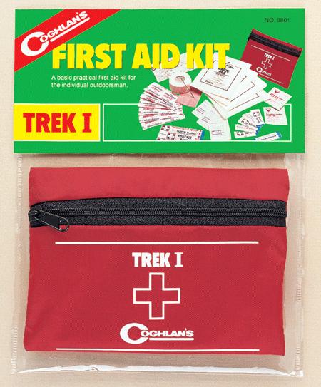 Coghlan's Trek I First Aid Kit (Case 12)