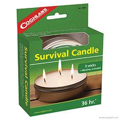 Coghlan's 36 Hr Survival Candle (Case 12)