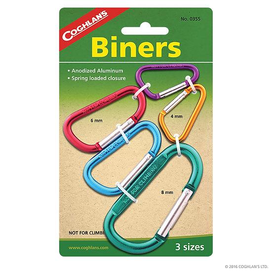 Coghlan's Multi-Pack Biners (Case 12)