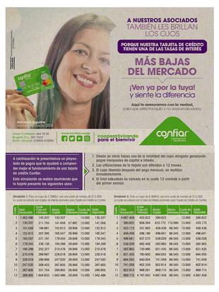 Tarjeta crédito (proyectado)