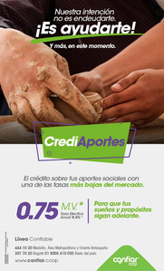 Crediaportes