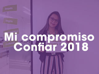 Mi compromiso Confiar 2018
