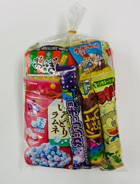 おまかせお菓子袋詰め270円
