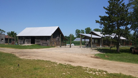 Camp Tamarack - Smoklerville - Welcome Center