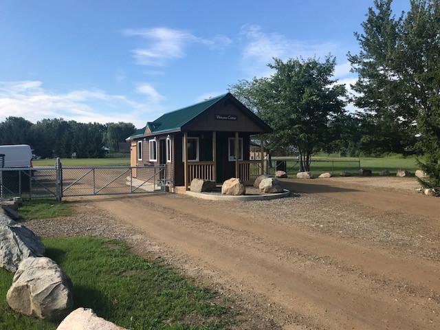 Camp Tamarack - Security Building