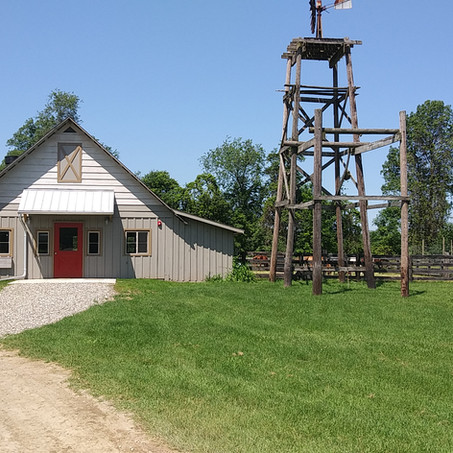 Camp Tamarack - Smoklerville - Craft Barn