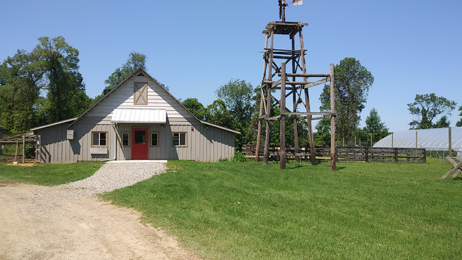 Camp Tamarack - Smoklerville - Craft Barn