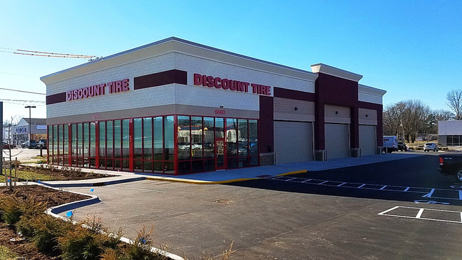 Discount Tire - Louisville, KY