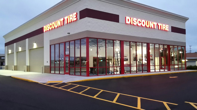 Discount Tire - Grand Chute, WI
