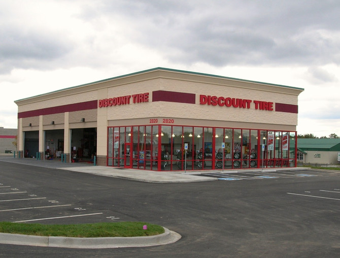 Discount Tire - Lancaster, OH