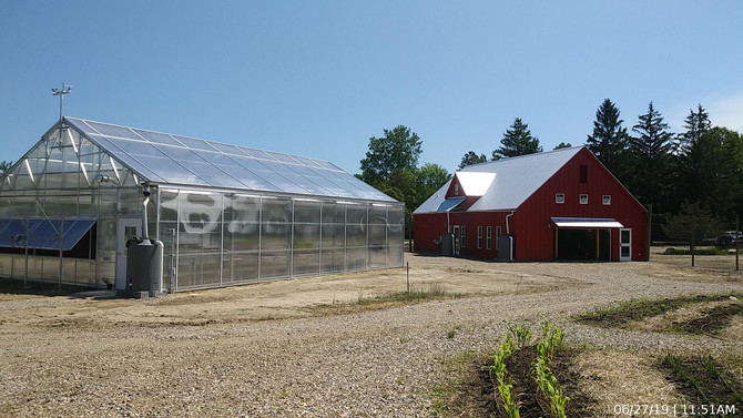Camp Tamarack - Farber Farm - Green House