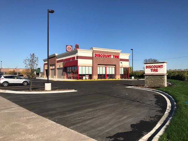 Discount Tire - Janesville, Wisconsin