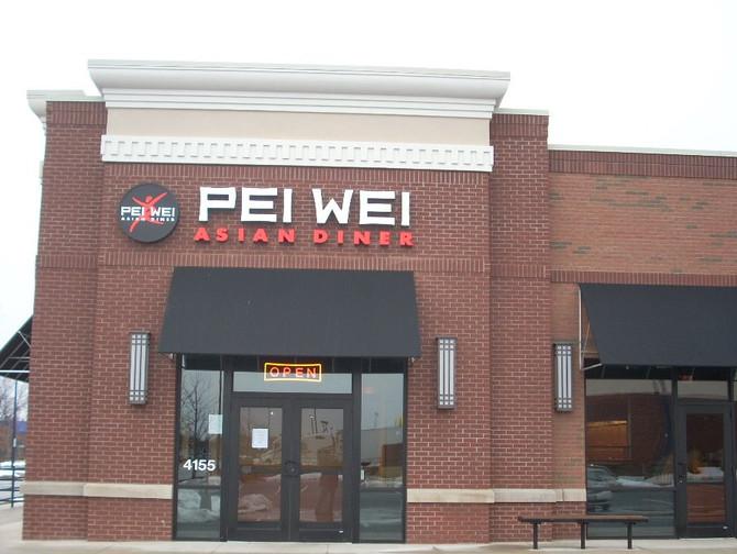 Pei Wei - Columbus, OH
