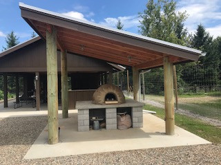 Camp Tamarack - Mud Hut at Farber Farm