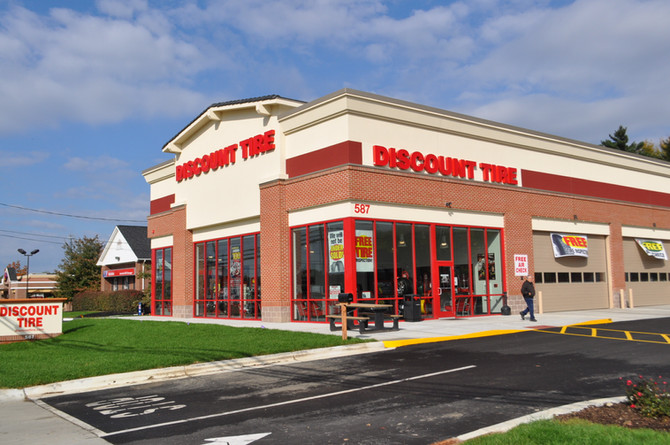 Discount Tire - Macedonia, OH
