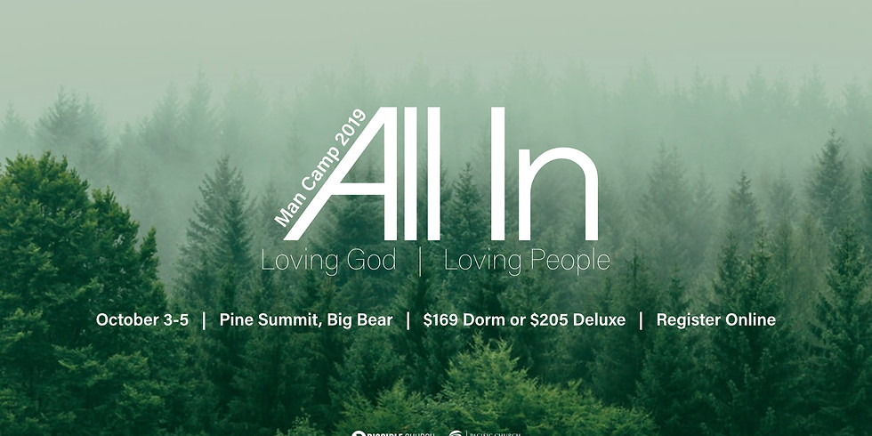 Man Camp :: All In :: 2019