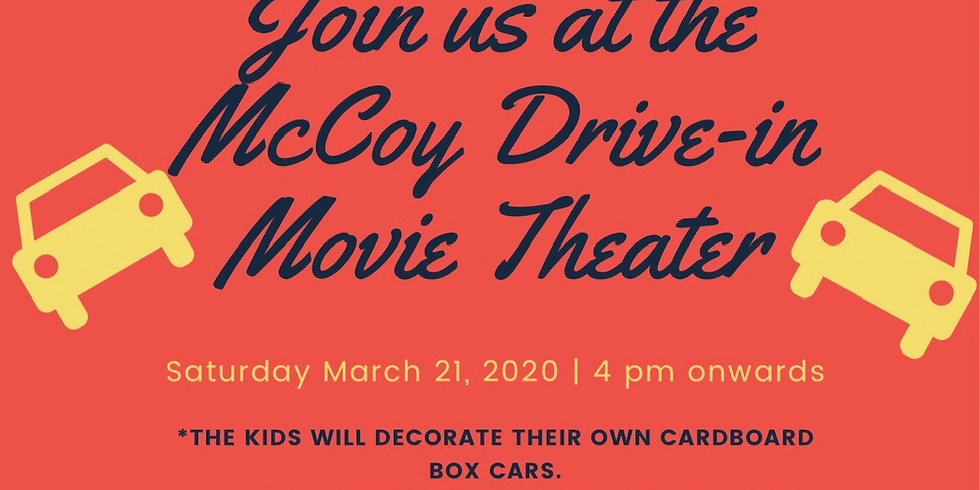 Disciple Kids Preschool Movie Night