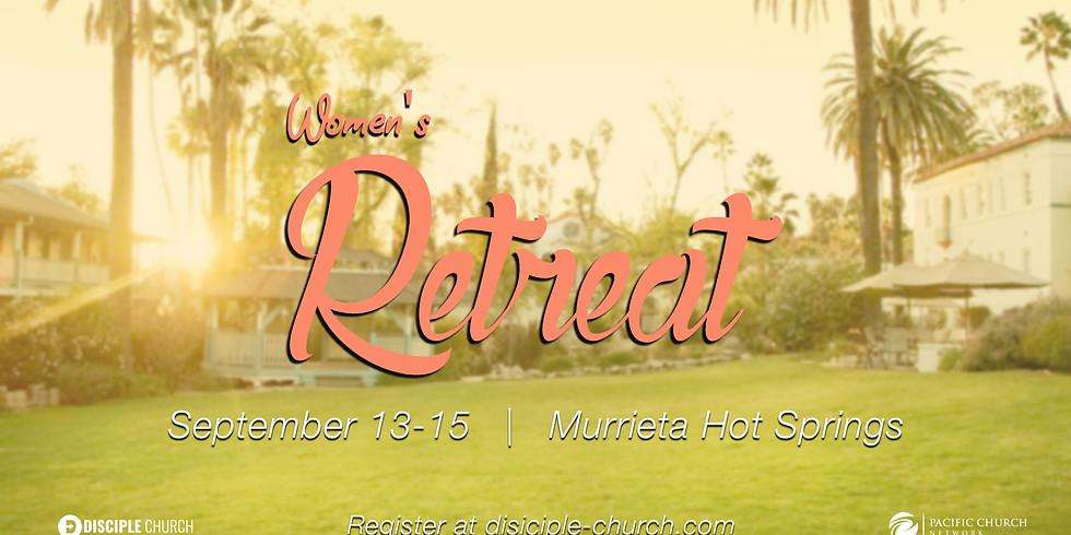 Disciple Women's Fall Retreat