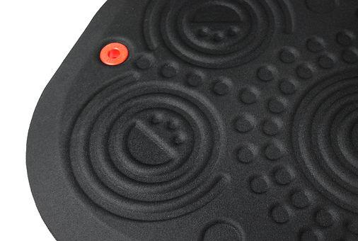 AFS-TEX 3000X Anti Fatigue Mat - corner detail