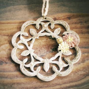 Beautiful Boho Hanging Mandala