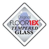 Floortex Tempered Glass Logo
