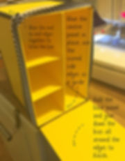 Yellow Caddy 15 - Inserting centre.jpg