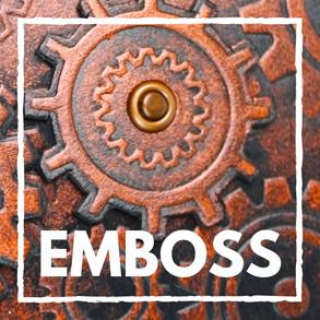 Emboss Bubbalux