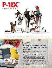 P-Tex Trade Brochure