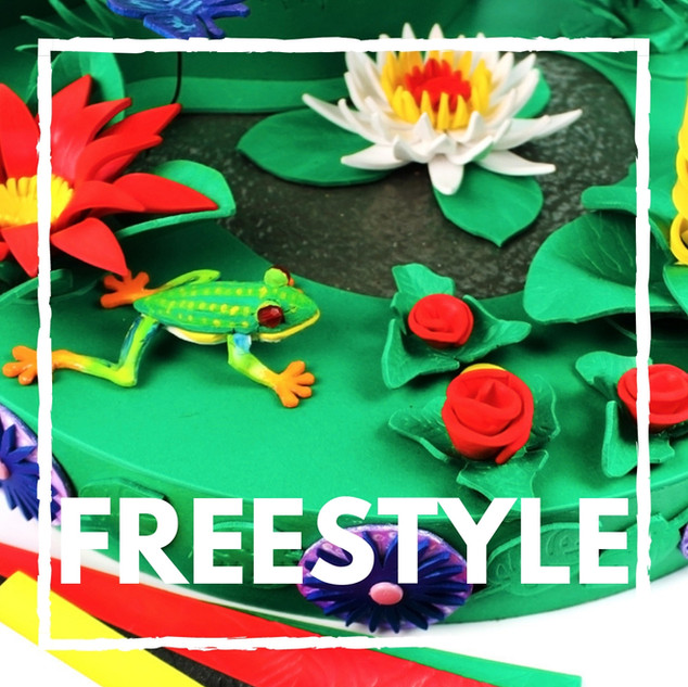 Freestyle Craft Bubbalux