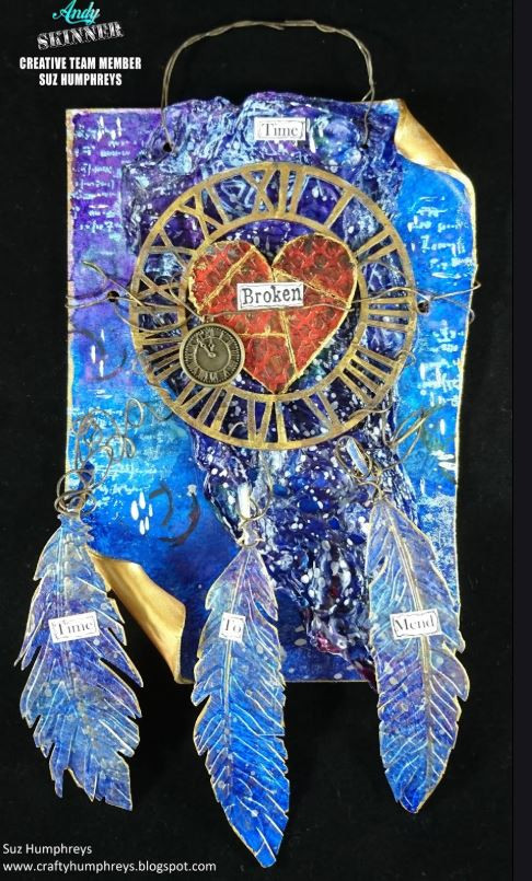 'It's Time' by Suz Humphreys