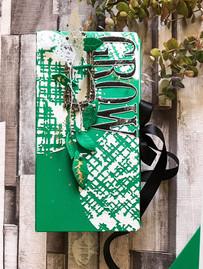 Grow Journal by Keren Baker
