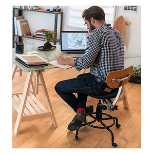 Balance DISC Lifestyle office-home offic