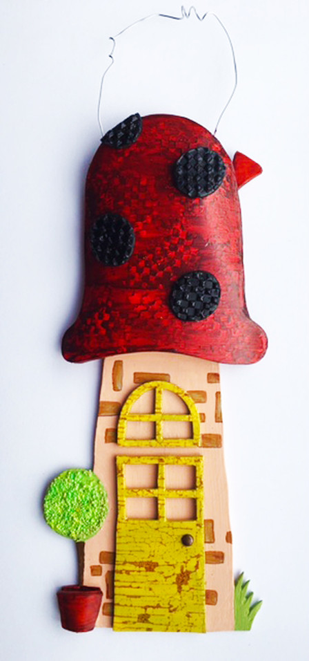 Bubbalux Fairy Door