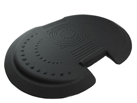 Standing on a System 5000 Anti-Fatigue Mat