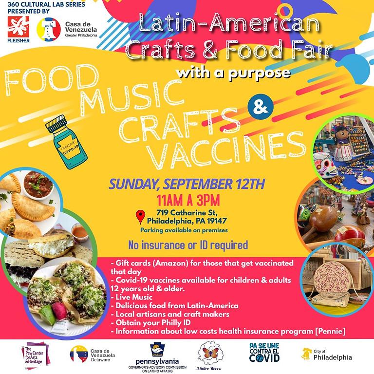 Latin-American Crafts &Food Fair