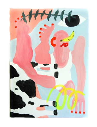 """""""I Had A Dream Like This Once"""" 50x70cm"""
