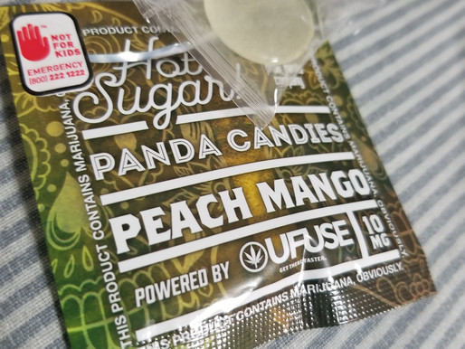 Peach Mango Candy! 10MG | FlashBack