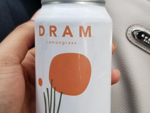 CBD Infused Sparkling Water!