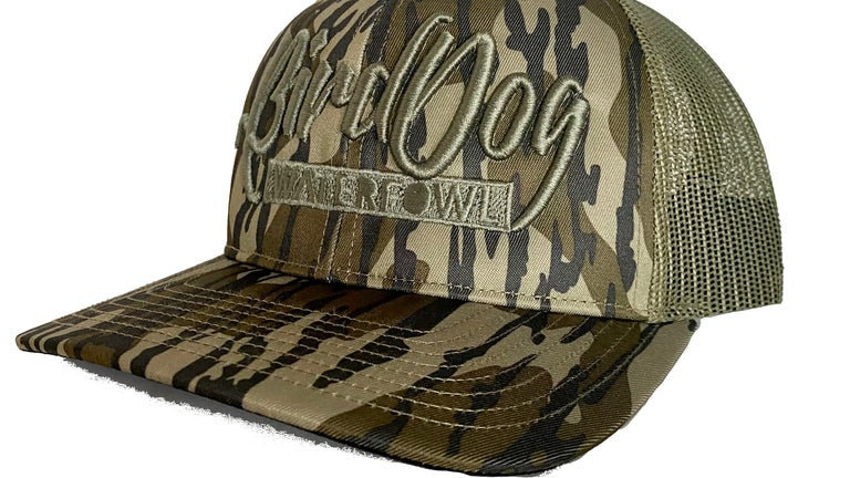Bottomland Camo Trucker