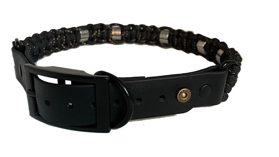 Bird Dog Custom Banded Dog Collar