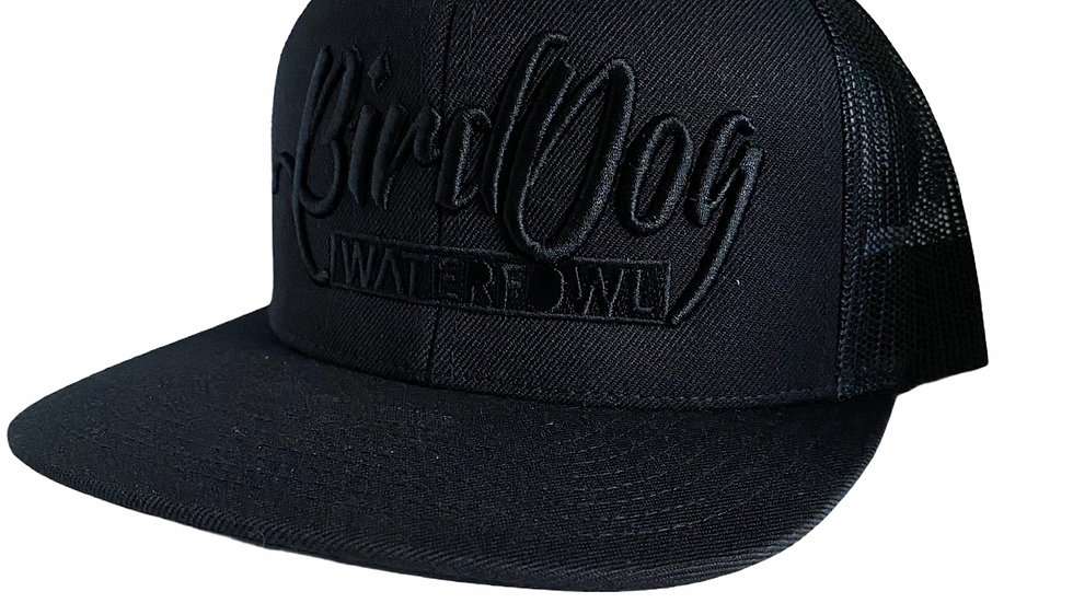 Blacked Out Trucker