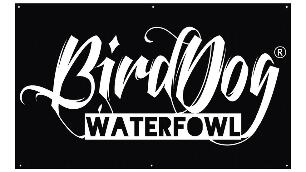 Bird Dog Logo Banner