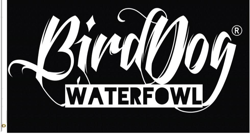Bird Dog Waterfowl Battle Flag