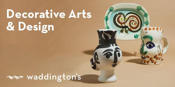 Waddingtons Decorative Arts & Design
