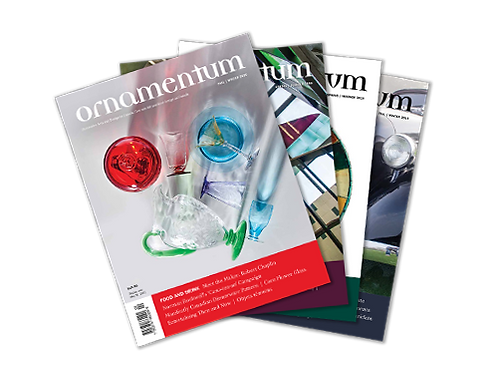 2 Year Print Subscription (4 issues)