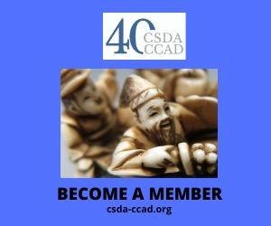 Become a member CSDA/CCAD
