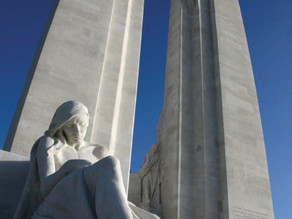 The Redemptive Power of the Vimy Monument