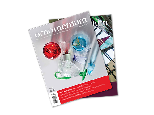 1 Year Print Subscription (2 issues)